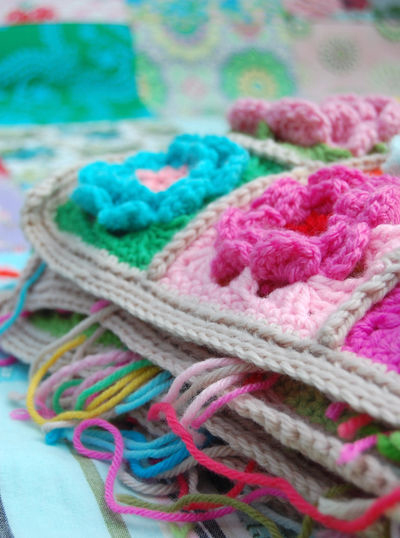 Crochet Blogs : ... crochet flower squares Posted January 13, 2011 Tags: craft , crochet